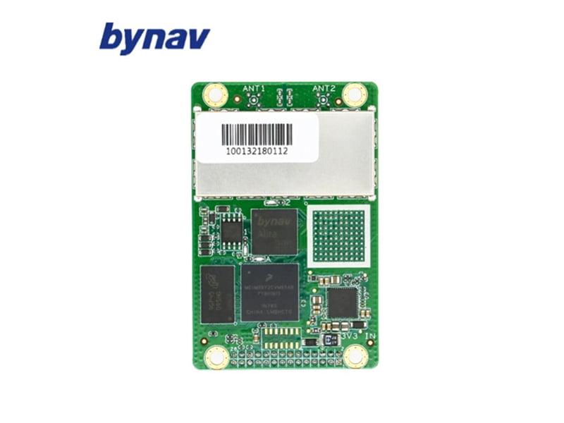Bynav представила GNSS-приемник C1 для массового рынка